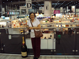 at the Geneva Book Fair